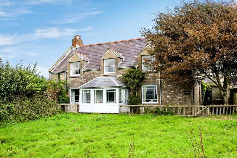 3 Bedrooms Detached House for sale in Corfe Castle, Dorset