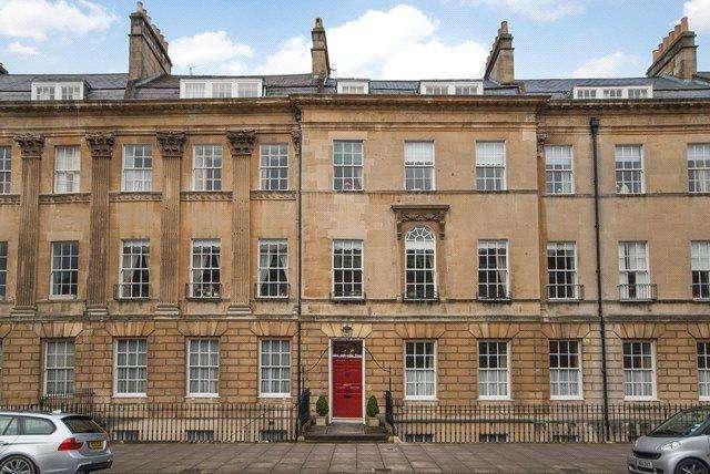 1 Bedroom Retirement Property for sale in Great Pulteney Street, Bath, BA2
