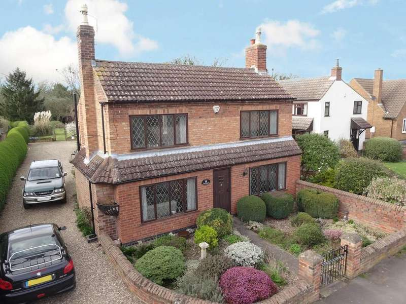 3 Bedrooms Detached House for sale in Lombard Street, Orston, Nottingham