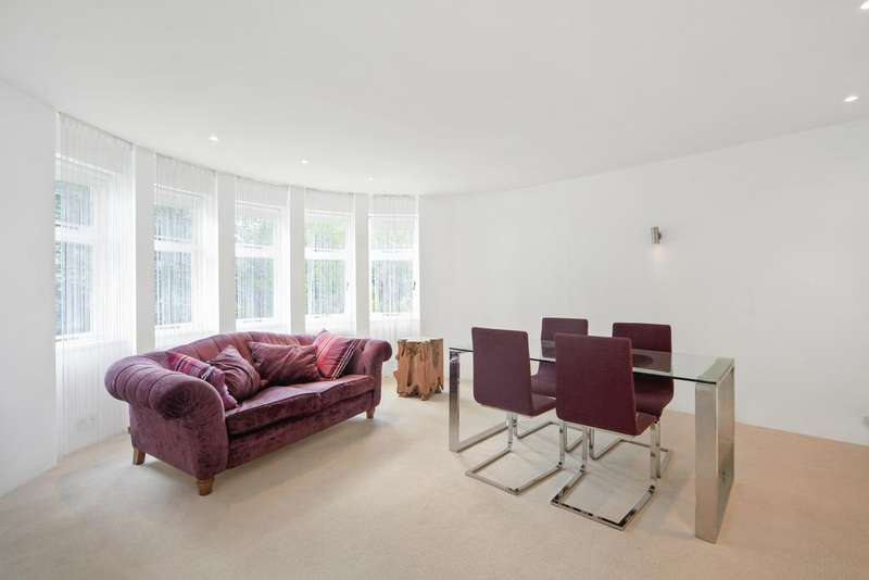 2 Bedrooms Flat for sale in Fernhill Place, Chartfield Avenue, SW15