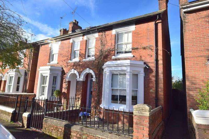 3 Bedrooms Semi Detached House for sale in Hamilton Road, Colchester