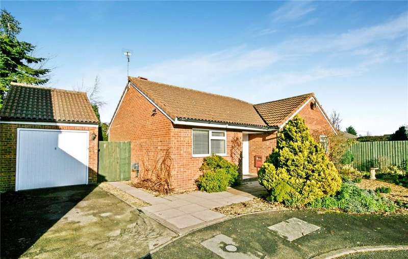 3 Bedrooms Detached Bungalow for sale in Stone Close, Bourne, PE10
