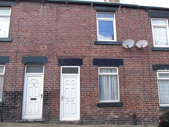 2 Bedrooms Terraced House for sale in 4 Junction Street, Barnsley, S70 1UT