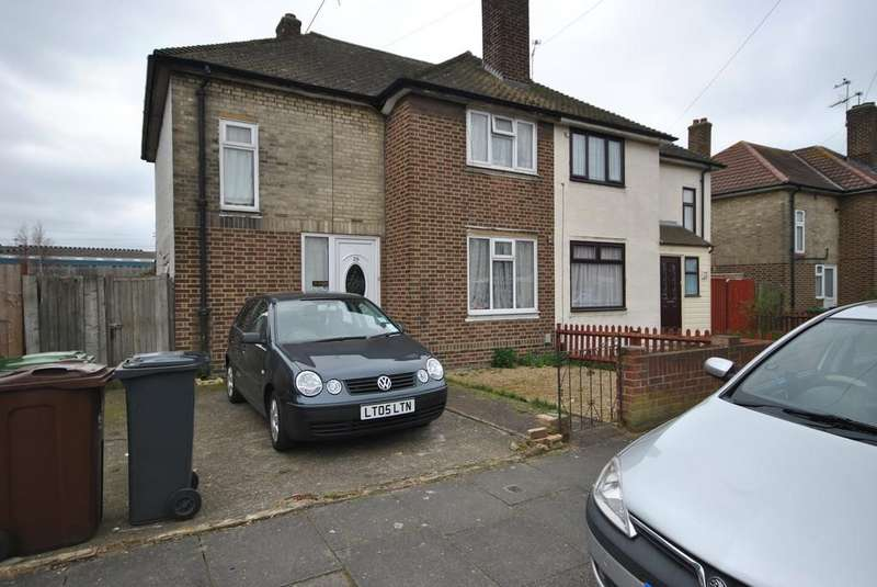 3 Bedrooms End Of Terrace House for sale in Levine Gardens, Barking