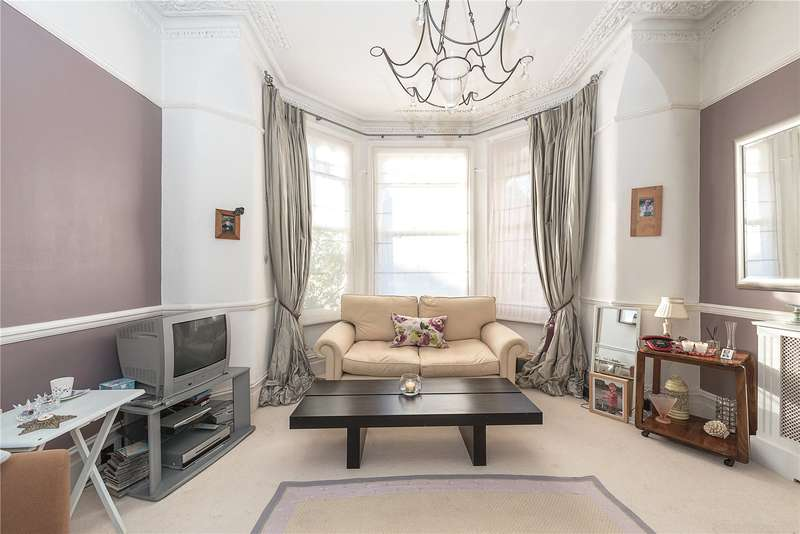 1 Bedroom Flat for sale in Kings Avenue, Muswell Hill, London, N10