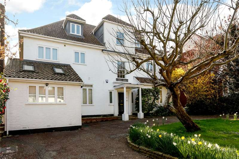 6 Bedrooms Detached House for sale in Chartfield Avenue, London, SW15