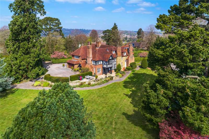 7 Bedrooms Detached House for sale in High Trees Road, Reigate, Surrey, RH2