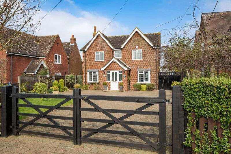 4 Bedrooms Detached House for sale in Glenmore House, Rectory Road, Steppingley