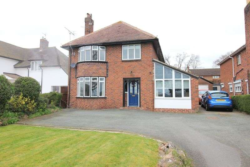 3 Bedrooms Detached House for sale in Trefonen Road, Oswestry