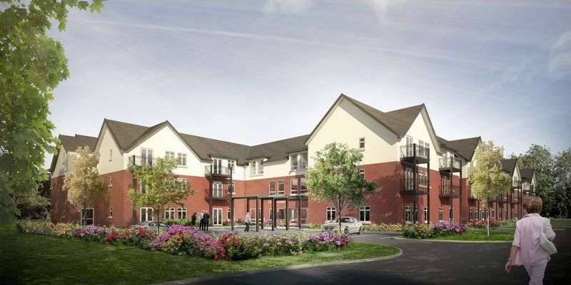 1 Bedroom Flat for sale in The Birches, Woodlands Avenue, Woodley