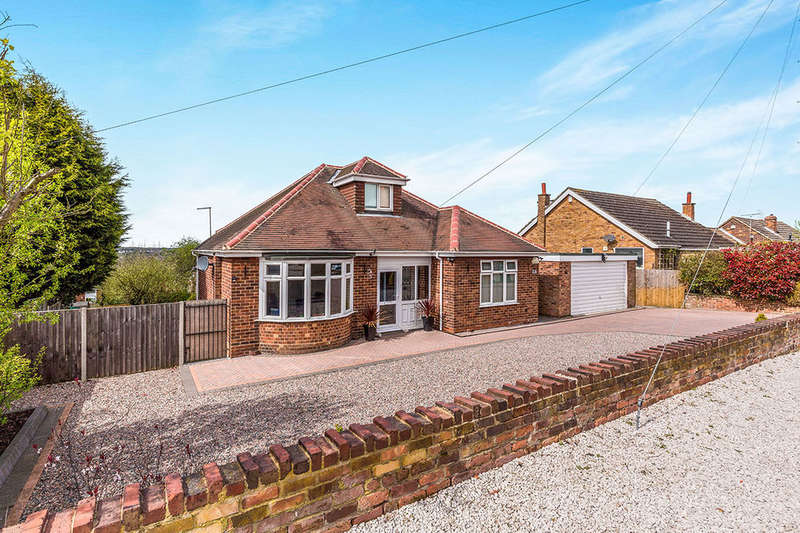 4 Bedrooms Detached Bungalow for sale in Meynell Street, Church Gresley, Swadlincote, DE11