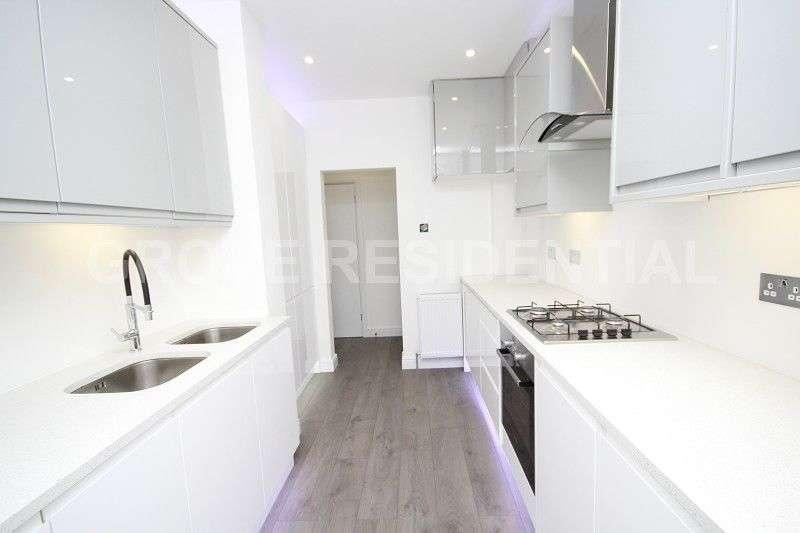 2 Bedrooms Ground Flat for sale in Edgwarebury Lane, Edgware, Middlesex. HA8 8LP