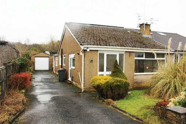 4 Bedrooms Semi Detached House for sale in Cranberry Close, Darwen, Lancashire