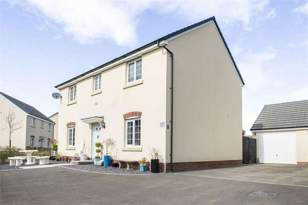 4 Bedrooms Detached House for sale in Shrewsbury Avenue, Monmouth