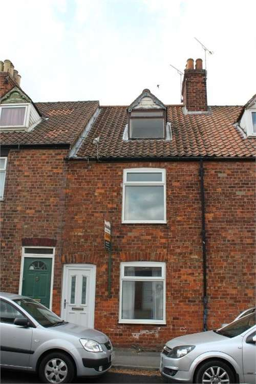 3 Bedrooms Terraced House for sale in Grammar School Road, Brigg, Lincolnshire