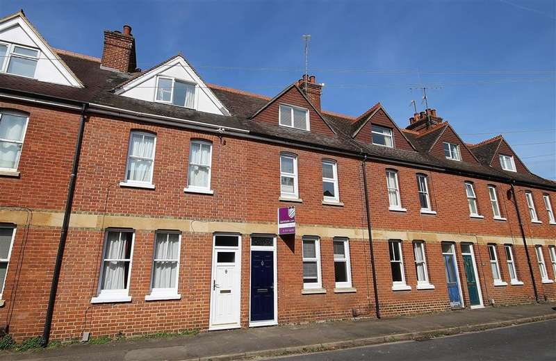 3 Bedrooms Terraced House for sale in Exbourne Road, Abingdon-on-Thames, OX14