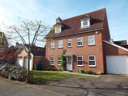 5 Bedrooms Detached House for sale in Stubbington, Fareham, Hampshire