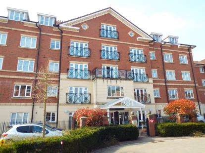 1 Bedroom Flat for sale in Priory Manor, Chastleton Road, Swindon, Wiltshire
