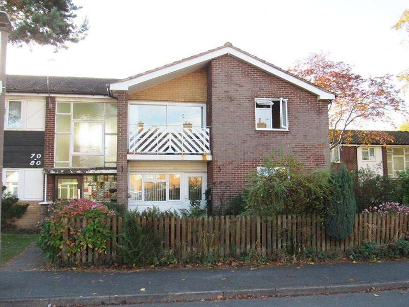 1 Bedroom Flat for sale in Brackleys Way, Solihull