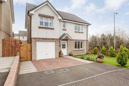 5 Bedrooms Detached House for sale in Woodfoot Quadrant, Parklands