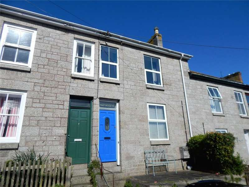 2 Bedrooms Terraced House for sale in Park Road, Newlyn, Penzance
