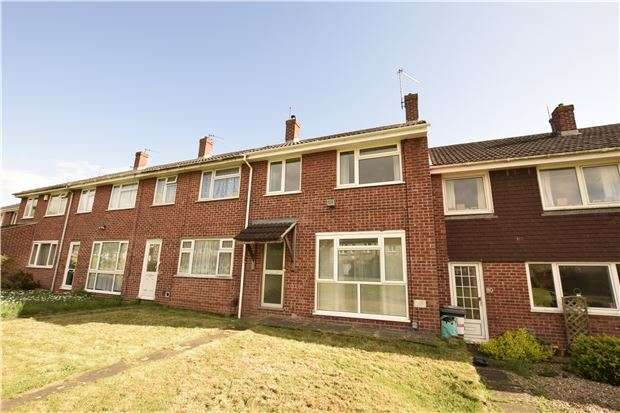 3 Bedrooms Terraced House for sale in Quantock Close, Warmley, BS30 8UU