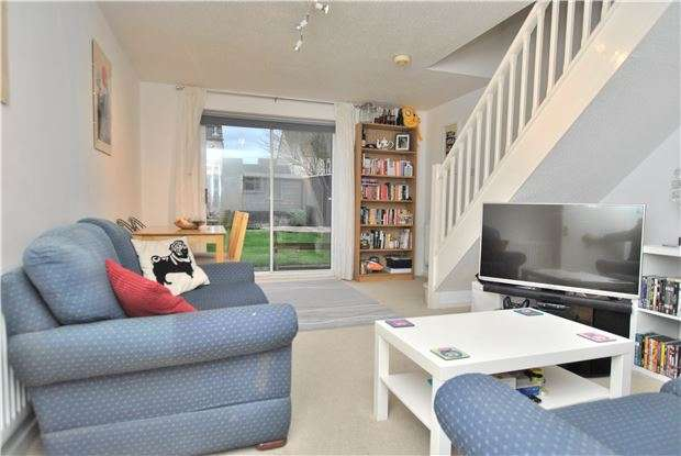2 Bedrooms Terraced House for sale in Azalea Drive, Up Hatherley, CHELTENHAM, Gloucestershire, GL51 3EA