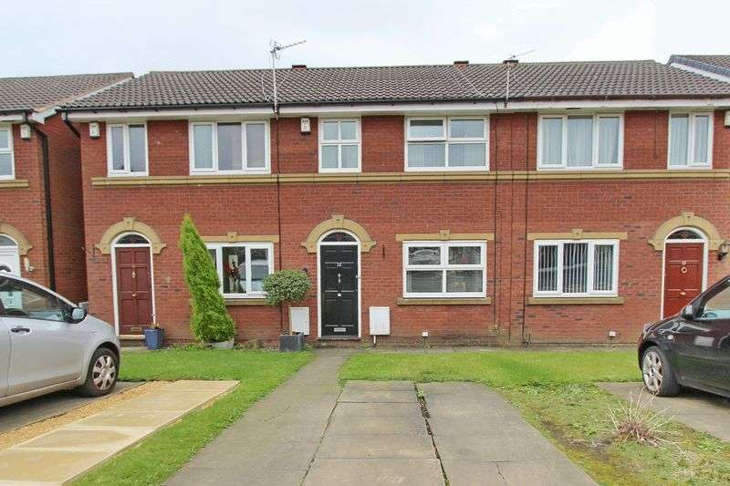 2 Bedrooms Mews House for sale in Hollins Mews, Unsworth, Bury