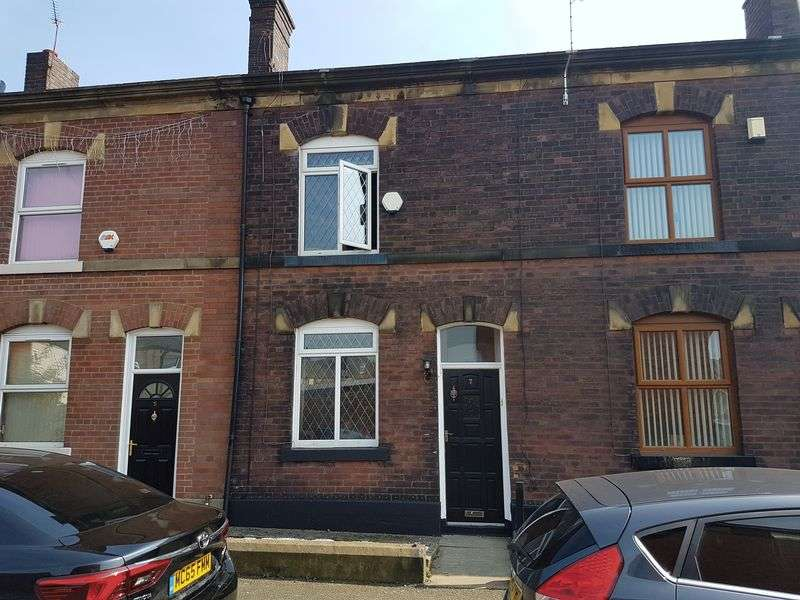2 Bedrooms Terraced House for sale in New George Street, Bury - Ideal First Time Buy