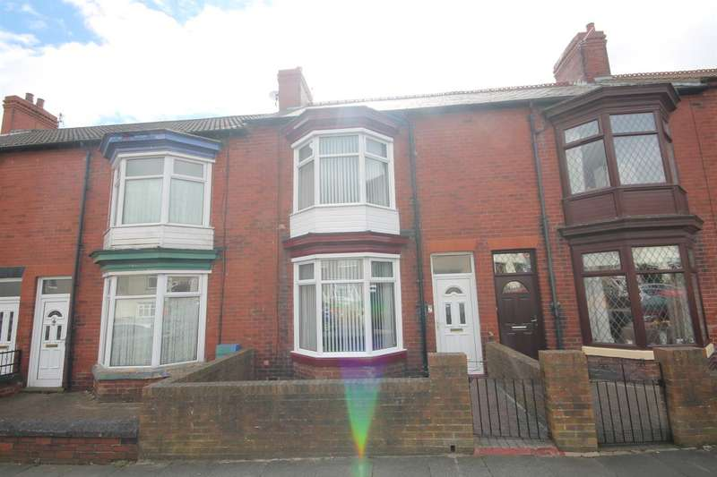2 Bedrooms Terraced House for sale in Raby Gardens, Shildon