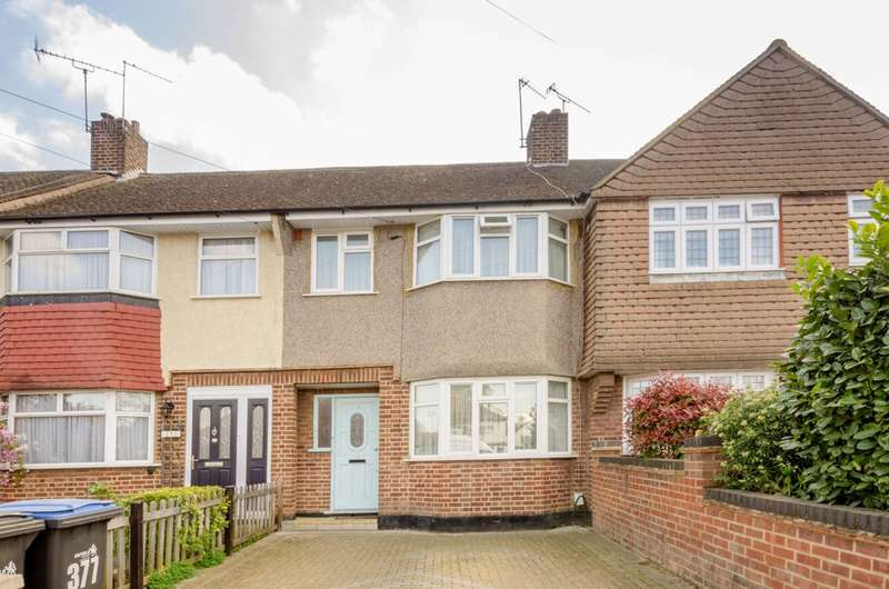 3 Bedrooms Terraced House for sale in Baker Street, Enfield Town, EN1
