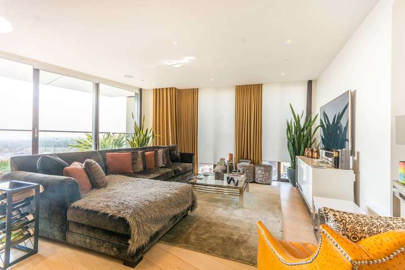 2 Bedrooms Flat for sale in Paddington, Westminster, W2