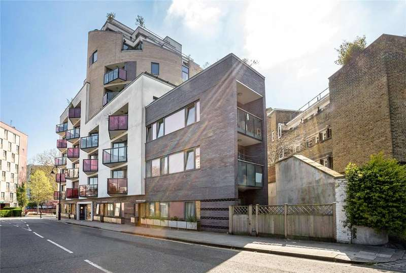 1 Bedroom Flat for sale in Cubitt Court, 100 Park Village East, London, NW1