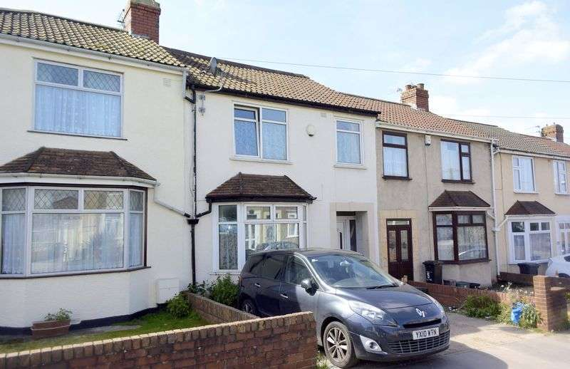 3 Bedrooms Terraced House for sale in Clarence Road, Kingswood, Bristol, BS15 1NW