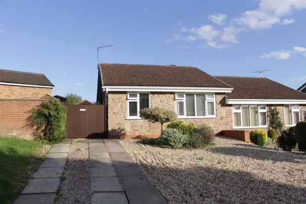 2 Bedrooms Semi Detached Bungalow for sale in Thurstone Furlong, Derby, Derbyshire, DE73 5PZ