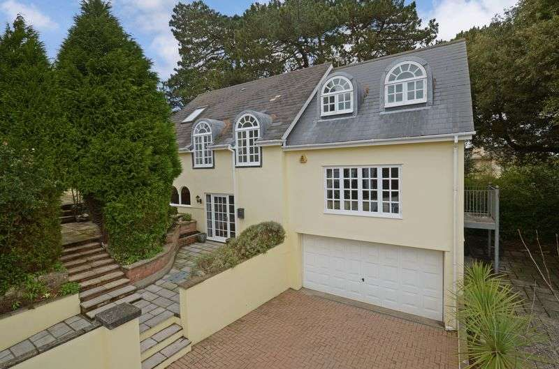 4 Bedrooms Detached House for sale in Wolborough Hill