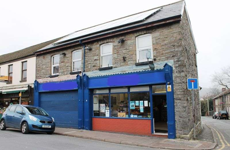 Property for sale in Tylacelyn Road, Tonypandy, CF40 1JU