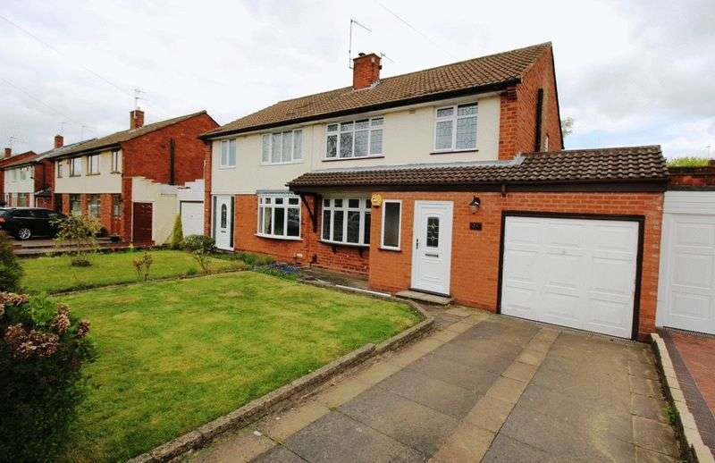 3 Bedrooms Semi Detached House for sale in Kipling Avenue, Coseley
