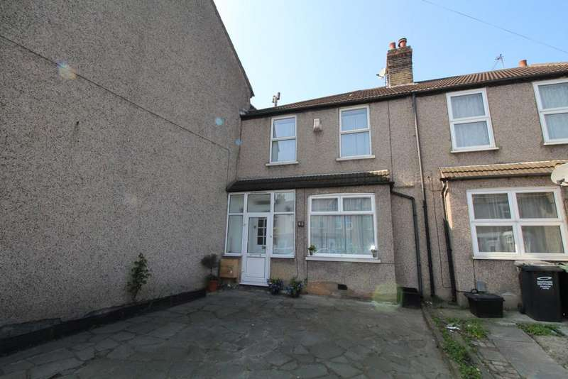 2 Bedrooms Terraced House for sale in St. Vincents Road Dartford DA1