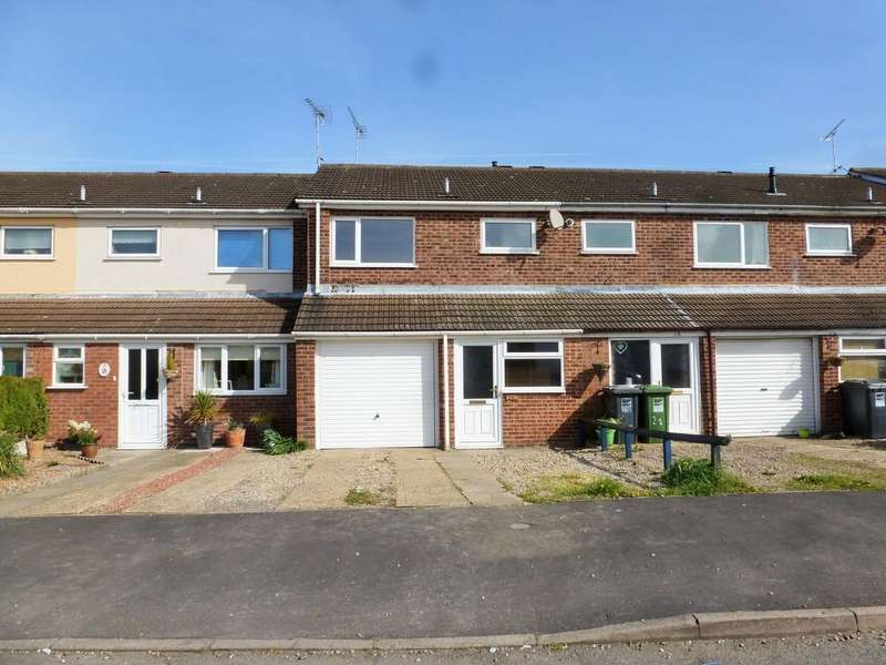 3 Bedrooms Terraced House for sale in North Walsham, Norfolk