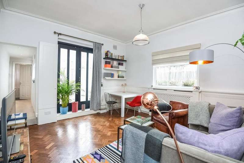 2 Bedrooms Flat for sale in Crawley Road, Wood Green, N22