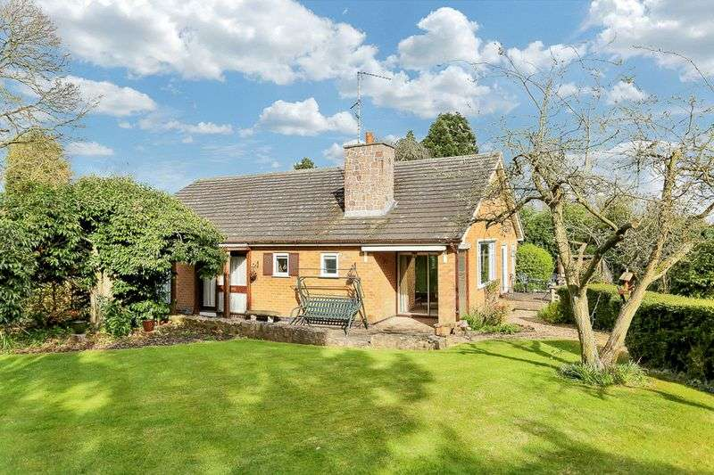 3 Bedrooms Detached Bungalow for sale in Moores Lane, Enderby