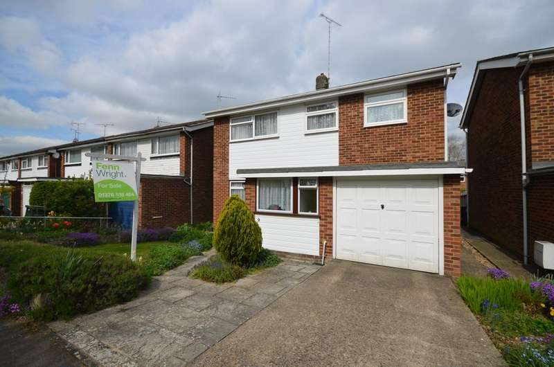 4 Bedrooms Detached House for sale in Stevens Road, Witham