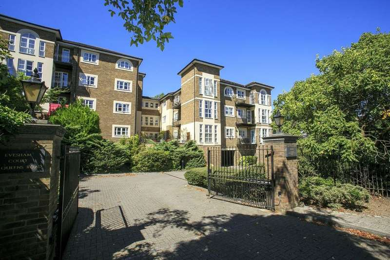2 Bedrooms Flat for sale in QUEENS ROAD, RICHMOND