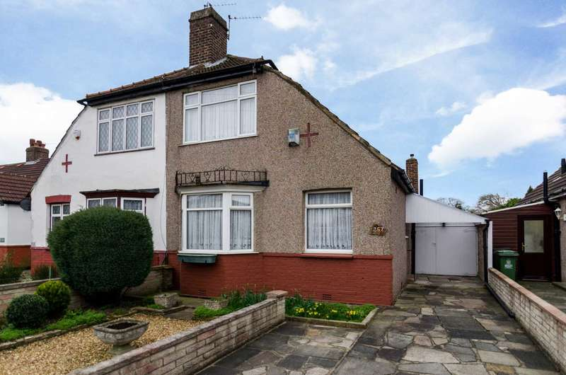 2 Bedrooms Detached House for sale in Old Farm Avenue, Sidcup, DA15 8AP