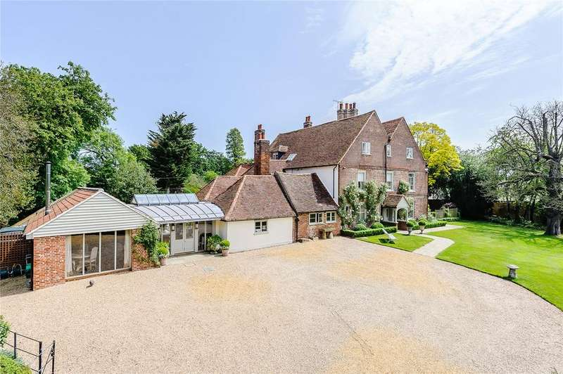 8 Bedrooms Detached House for sale in Langford Road, Wickham Bishops, Witham, Essex