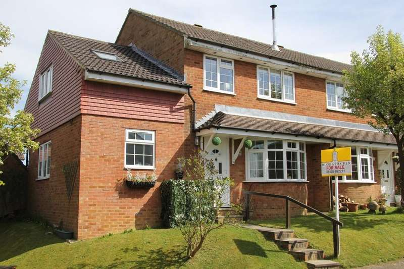 4 Bedrooms Semi Detached House for sale in Gorse Hill, Broad Oak