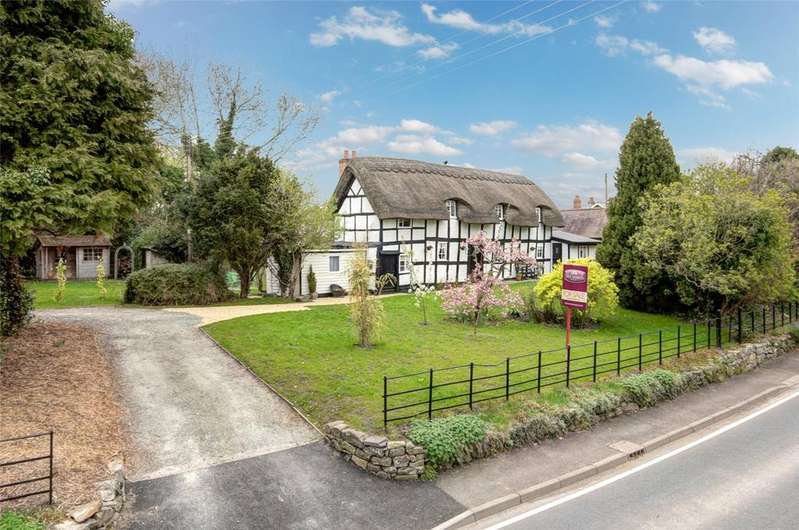 3 Bedrooms Detached House for sale in Eardisland, Herefordshire