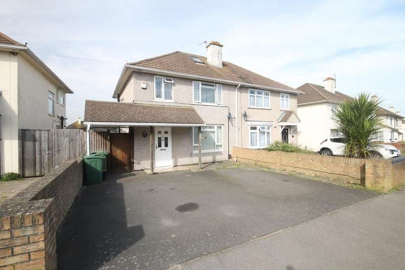 3 Bedrooms Semi Detached House for sale in Hereford Road, Maidstone