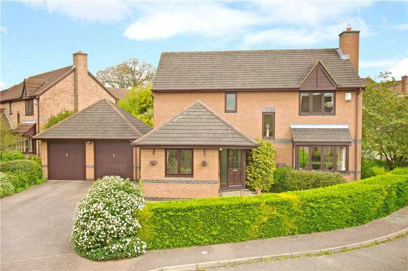 4 Bedrooms Detached House for sale in Bartholomew Close, Walton Park, Milton Keynes, Buckinghamshire